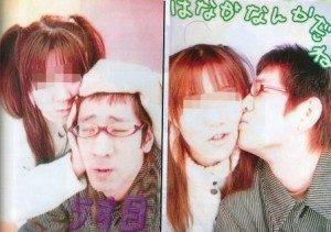 アンタッチャブル元嫁とファンキー加藤W不倫!!2