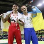 【ベルニャエフと内村航平の友情に賞賛】会見で怒り!!『航平は世界で1番クールな人間』リオオリンピック